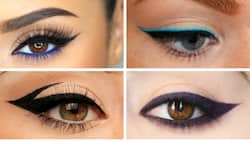 30 cool eyeliner looks for any eye shape that are easy to apply