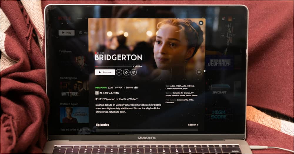 'Bridgerton' gets a 2nd season after breaking global Netflix records