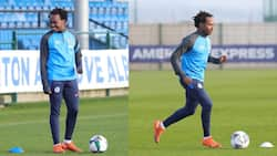 Percy Tau ends his stint at Anderlecht as Brighton & Hove recall star