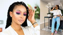 Mihlali Ndabase tells peeps to chill and stop making up dating rumours