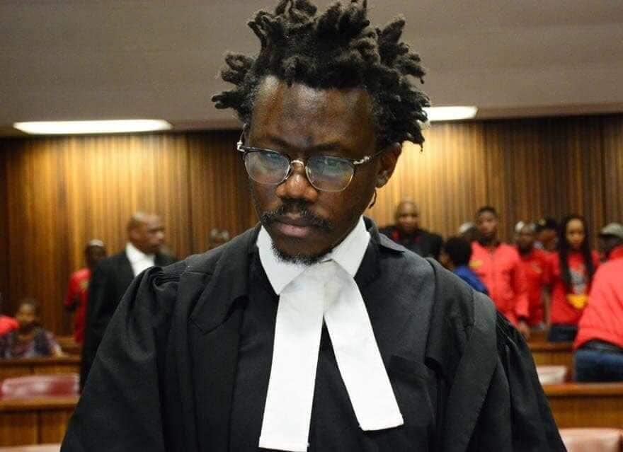 Advocate Tembeka Ngcukaitobi SC
