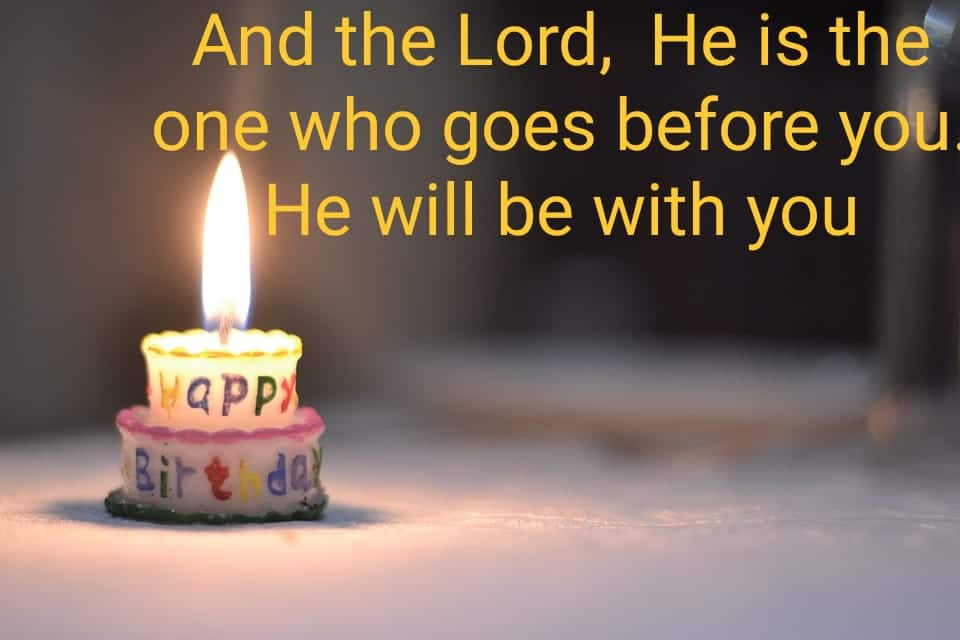 30 Uplifting Happy Birthday Bible Verses For Your Friends And Family