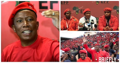 Rise of the Red Beret's: How the EFF became a major political force