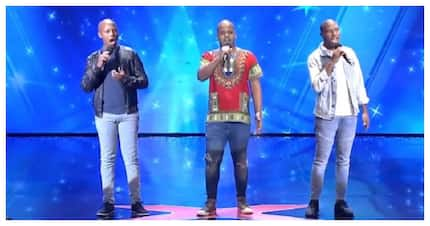 South African trio give 3 tenors a run for their money on Greece's got Talent