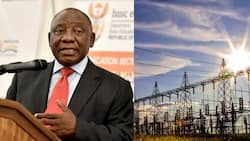 Load shedding: Ramaphosa promises there's light at the end of the tunnel for Eskom