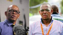 Suspended ANC secretary-general Ace Magashule says asbestos corruption charges are politically motivated