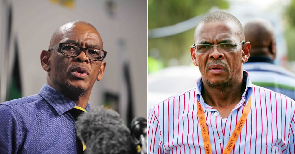 Ace Magashule, ANC, Supreme Court of Appeal, Suspension