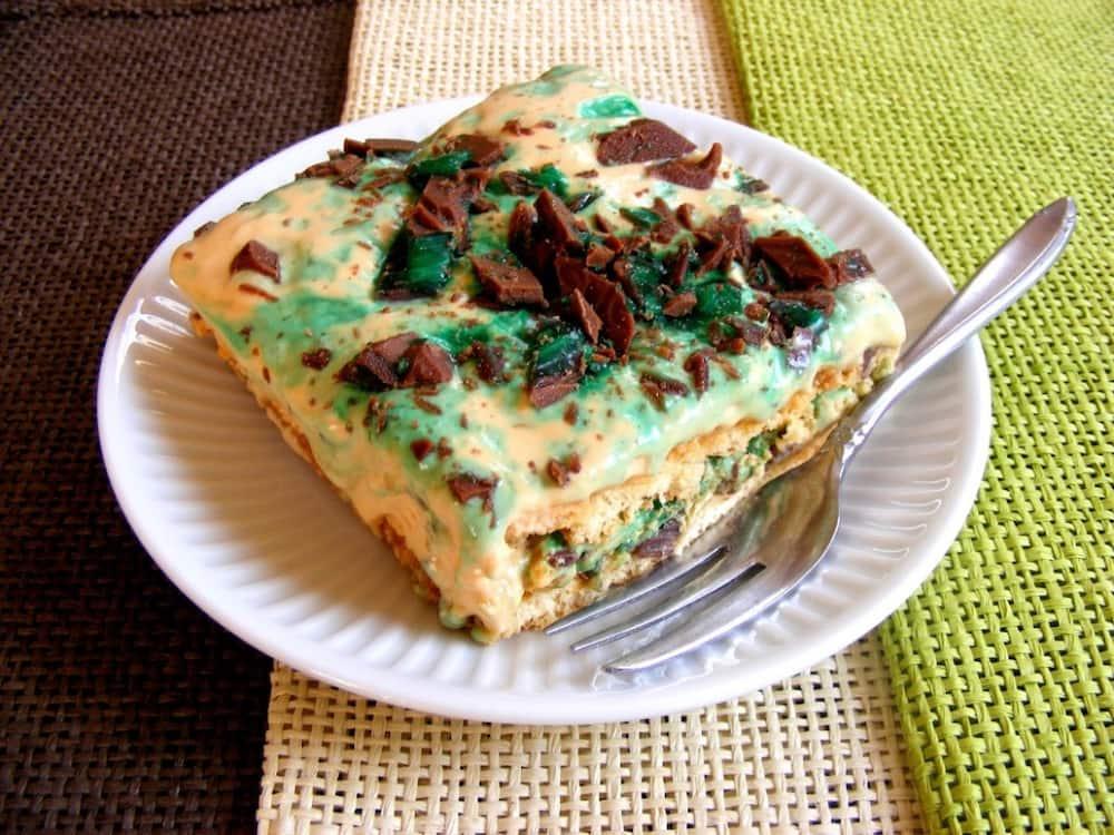 Best peppermint crisp tart recipe South Africa