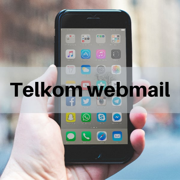 Telkom webmail - settings and common problems