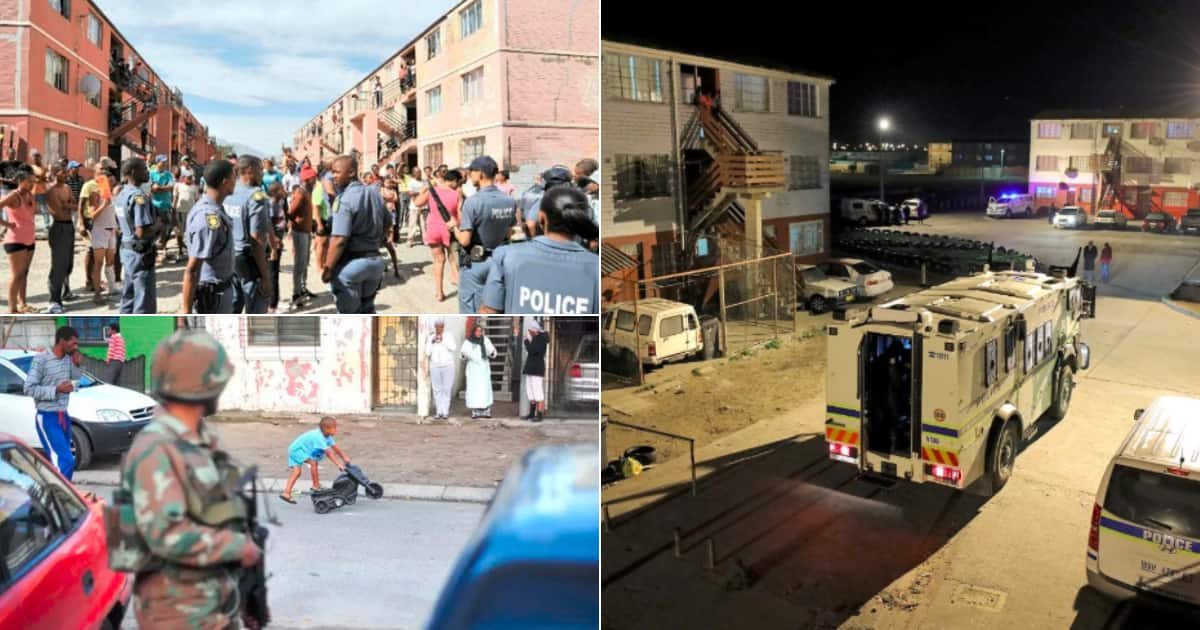 Cape Flats chaos: More deaths and barely any SANDF soldiers on patrol
