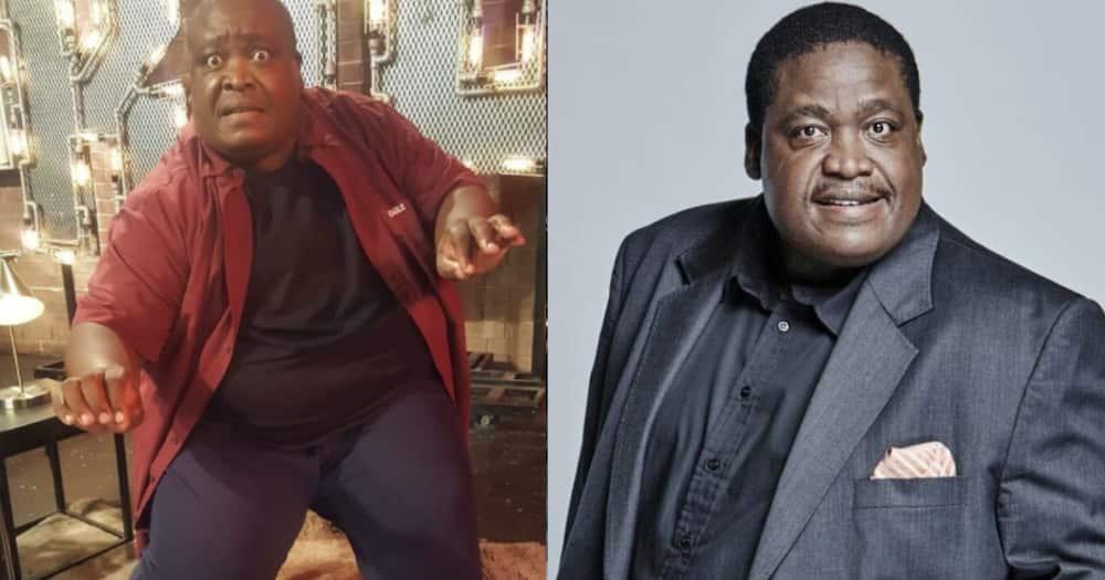 Actor, Mpho Molepo, SABC 1, Skeem Saam