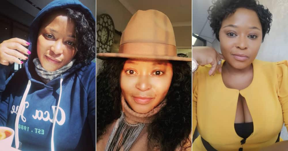 Skeem Saam's Pebetsi Matlaila wants to be marked absent from marriage