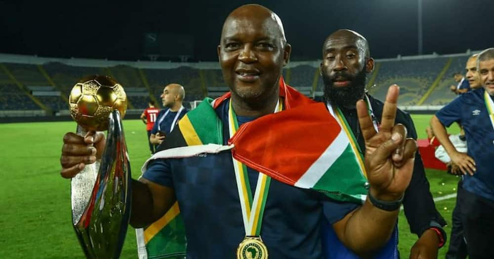 Pitso Mosimane, CAF, African football, Europe, Al Ahly