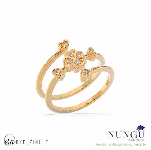 Era by DJ Zinhle and Nungu diamonds collaboration