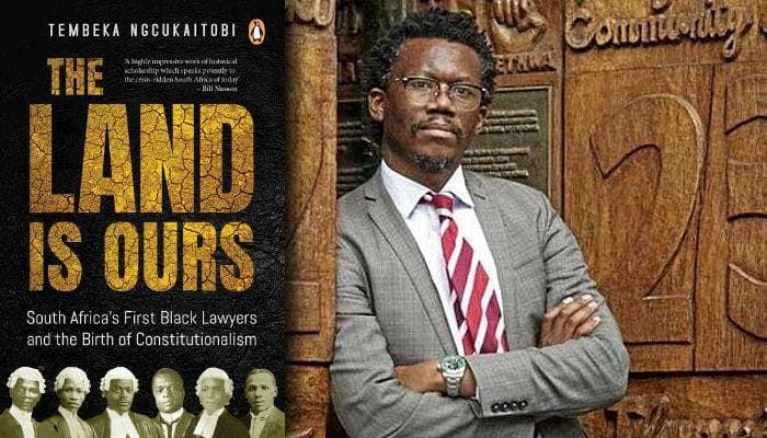 Tembeka Ngcukaitobi book