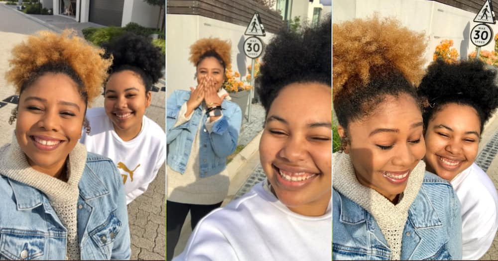 Lookalike Mom, 41, & Daughter Duo Wow Mzansi With Their Radiance