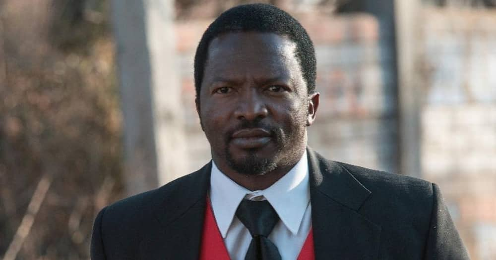 'Uzalo' Drops Veteran Actor Jet Novuka Who Played Captain Mpambani