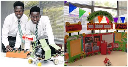 Meet the 2 Mpumalanga pupils who built a robot to help firefighters