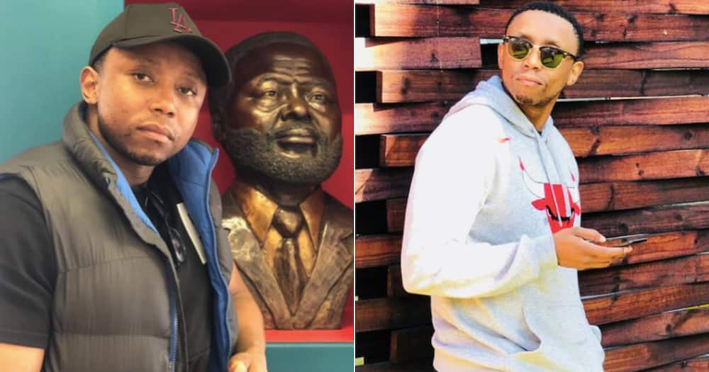 Sdumo Mtshali turns 38: 4 Facts about the talented 'Isibaya' actor