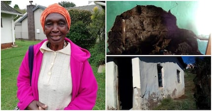 Mom and daughter start fundraiser to help pensioner rebuild her home