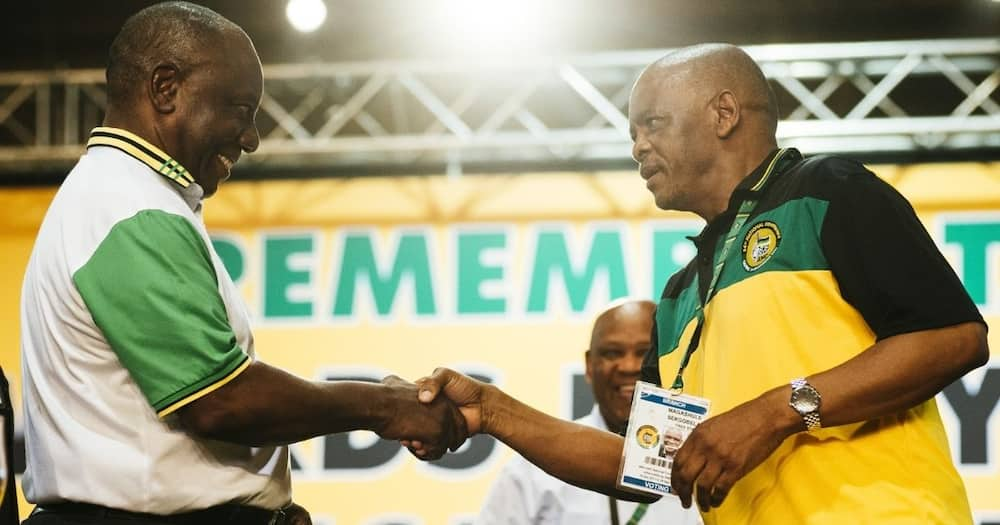 Ace Magashule 'Suspends' Pres Cyril Ramaphosa, Anc Says Not Possible