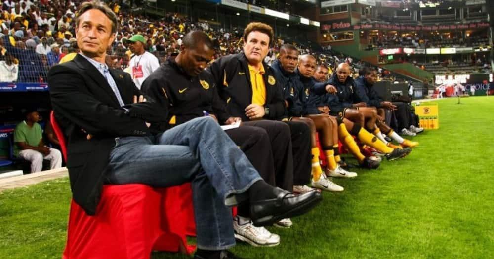 Muhsin Ertugral, Kaizer Chiefs, Al Ahly, Champions League