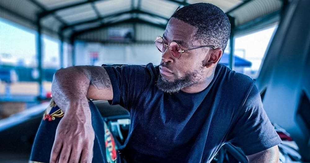 Prince Kaybee wants his cars crushed when he dies, Mzansi reacts