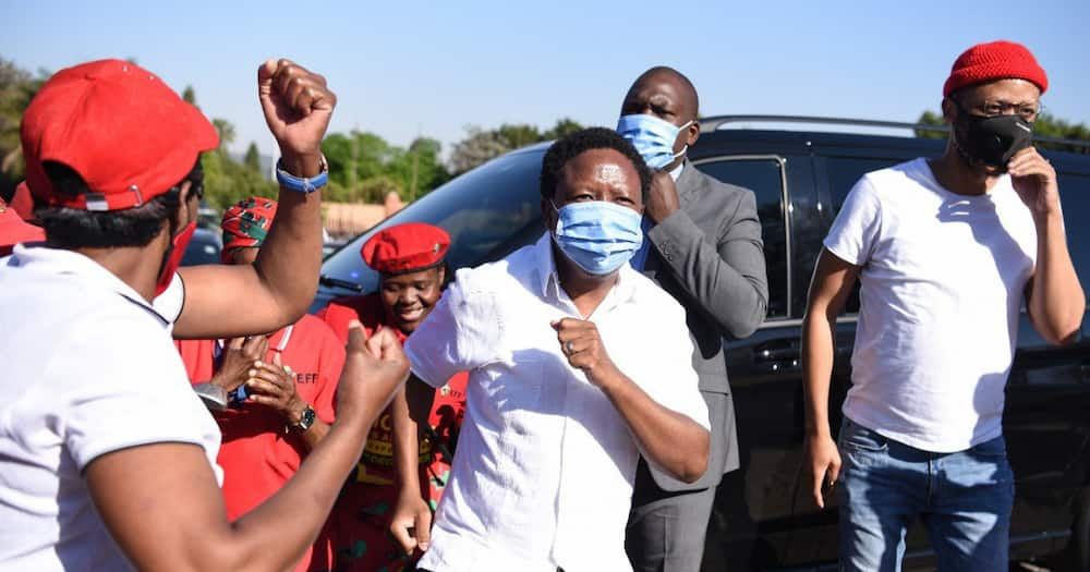 EFF: No Heritage Day to celebrate when citizens remain landless