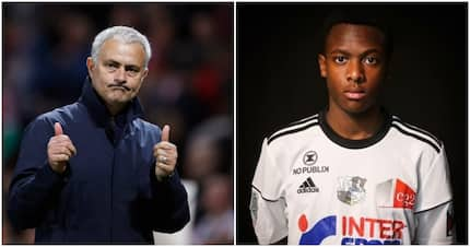 Manchester United set to sign French teenage sensation Noam Emeran