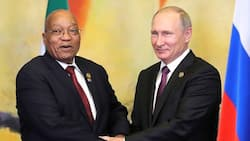 Zuma claims he got booted as president over support for BRICS