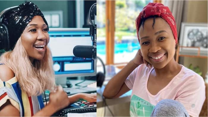 Dineo Ranaka ends shade thrower after being accused of slander
