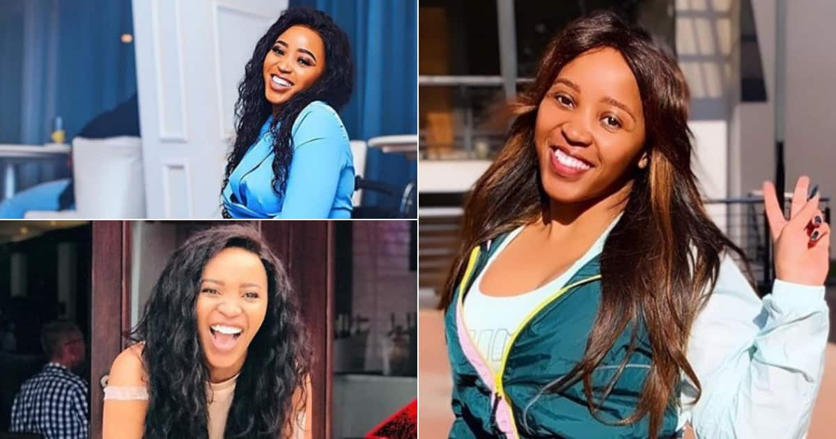 The story behind Sbahle's lovely smile is nothing short of inspiring