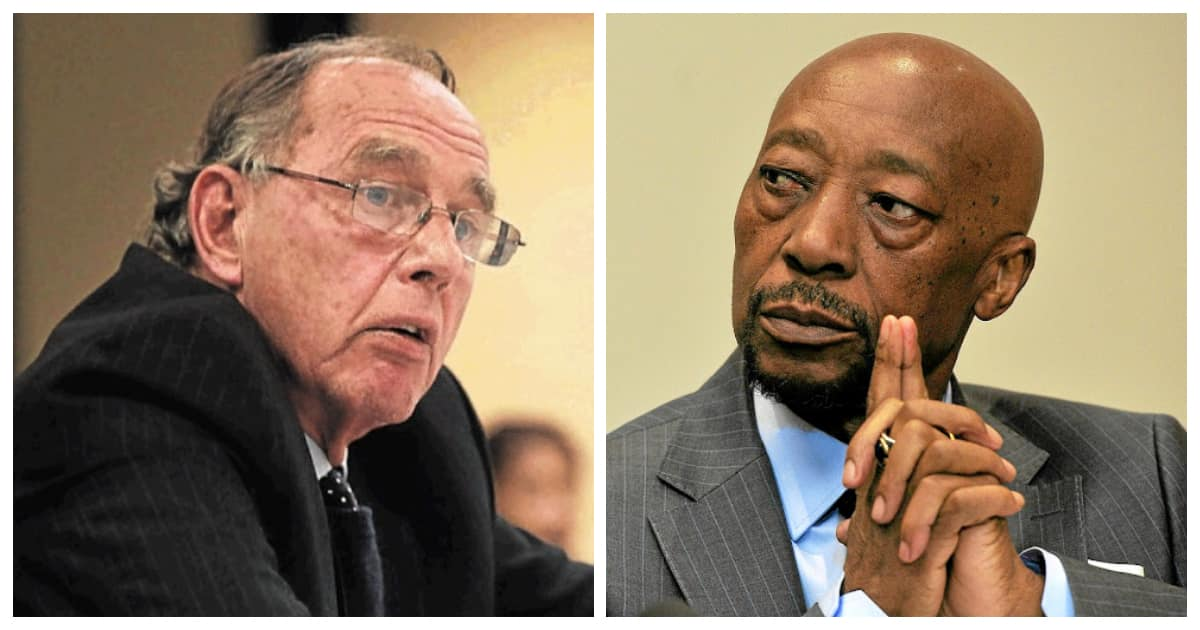 "Tom Moyane: ""Murderers and serial rapists would get better ..."