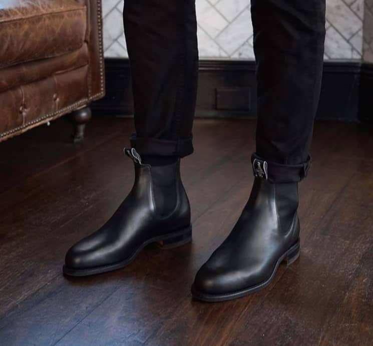 What boots are in style for men?