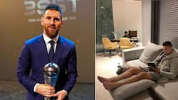 Messi bags FIFA Men's Player of the Year: Ronaldo skips ceremony