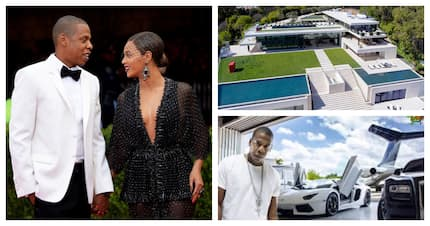 Luxury life of a power couple – Beyonce and Jay Z are balling