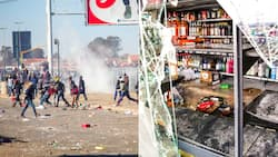 Death toll from unrest in Gauteng and KZN rises, more than 330 deaths recorded