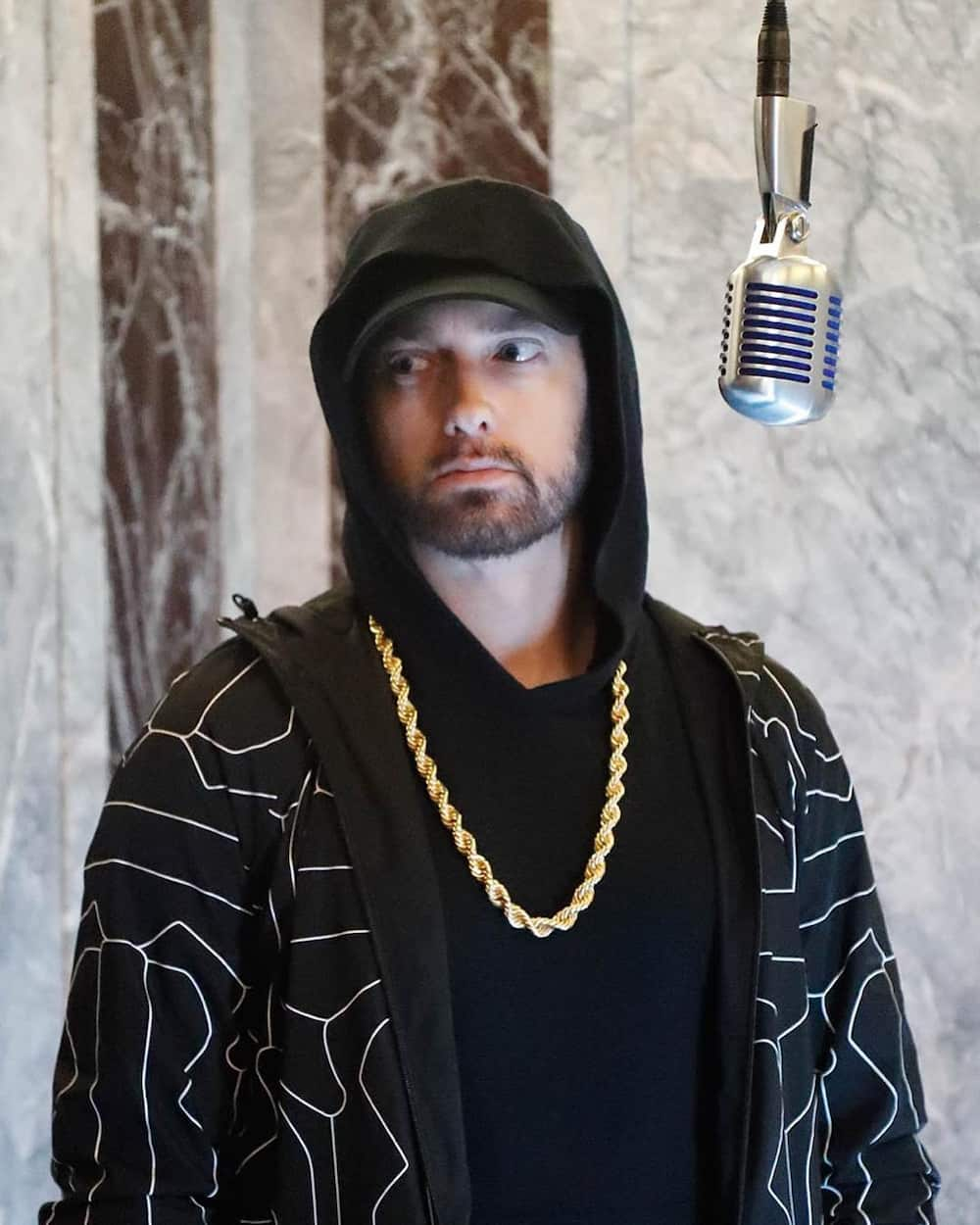 Is Eminem the fastest rapper?