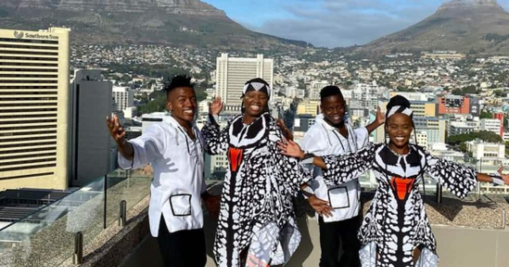Ndlovu Youth Choir Wows Mzansi With Incredible Viral Cover of 'Shallow'