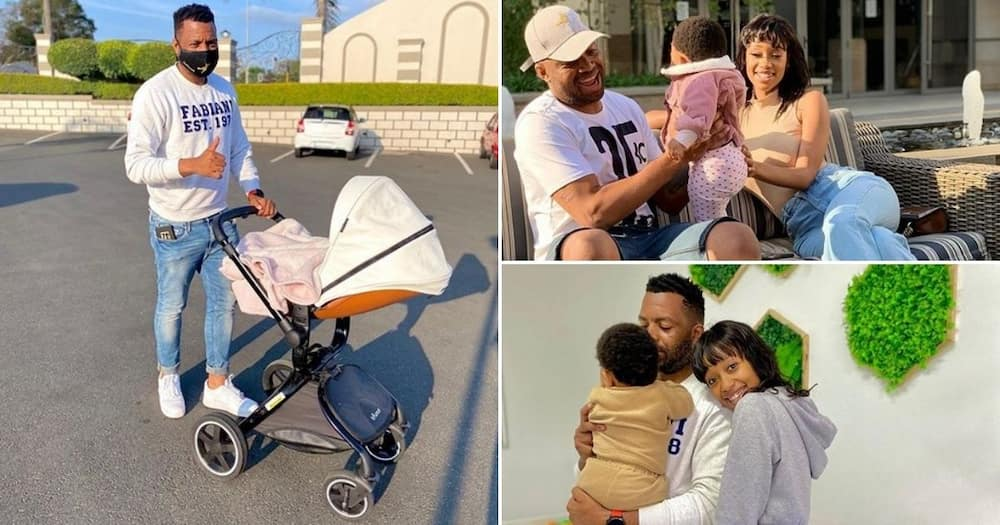 Father of the year: 5 Times Itu Khune served up some major dad goals