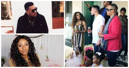 DJ Zinhle opens up about her relationship with AKA: 'We made sense'