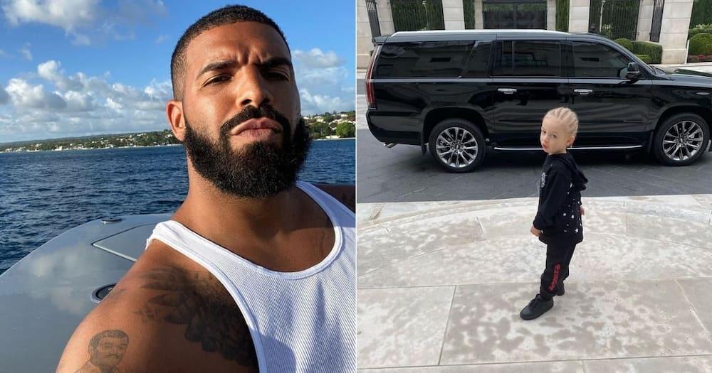 Drake celebrates son Adonis' 3rd birthday, shares cute snap online