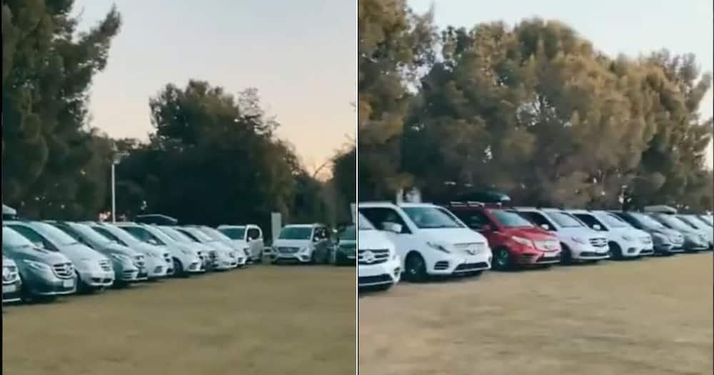 Luxury cars, Konka, Mercedes Benz, V-Classes