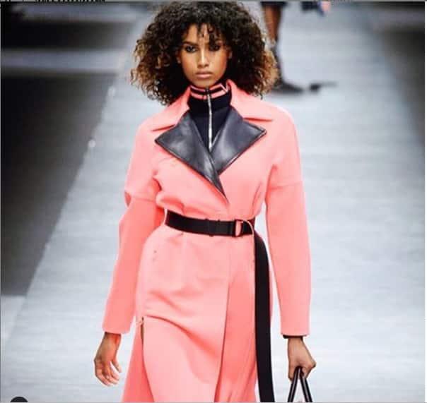 black female models