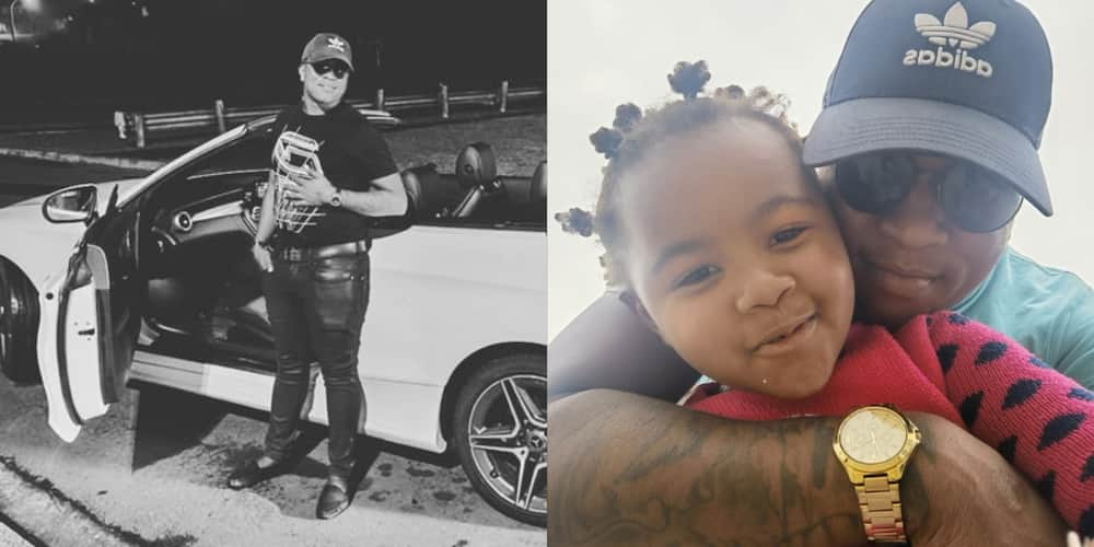 """""""Real King Stuff"""": SA Lauds Uncle for Taking Great Care of His Niece After Her Mom's Passing"""