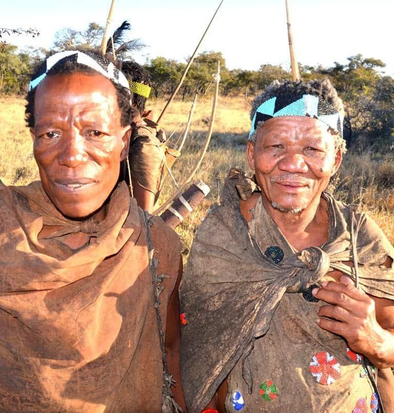 Who are the Tswana?