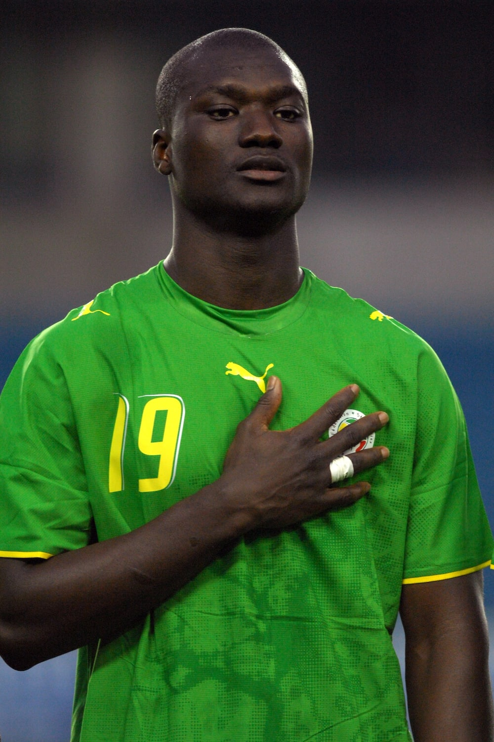 Papa Bouba Diop, former Senegal star, dies at age 42 after battling unknown illness