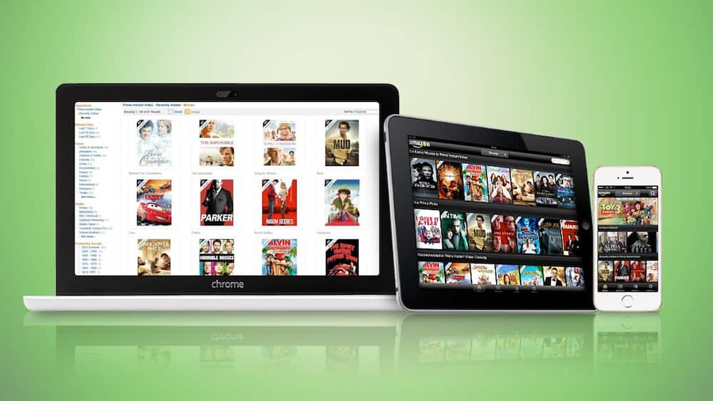Amazon video South Africa