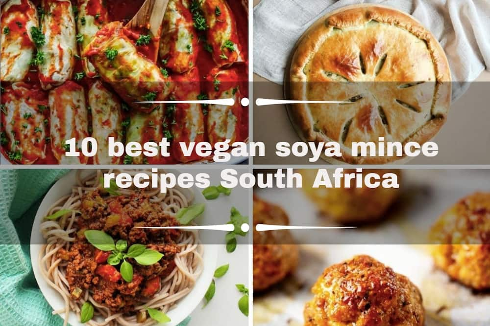 how to make soya mince