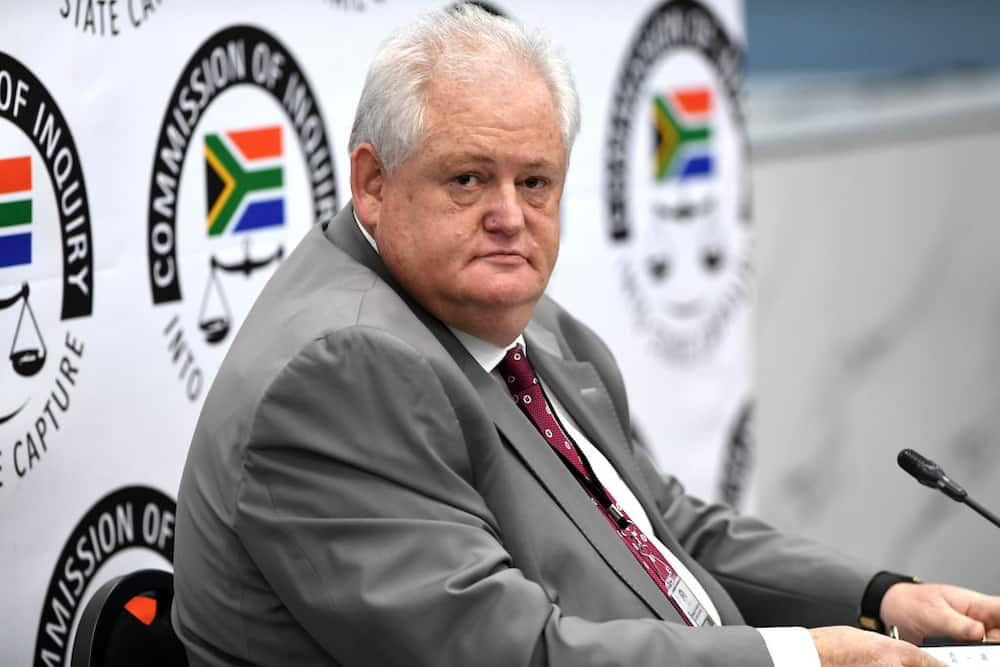 Angelo Agrizzi lawyers are worried about his stay in a public hospital